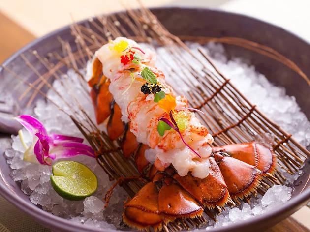 Sushi Kame Omakase and Kaiseki Japanese Cuisine