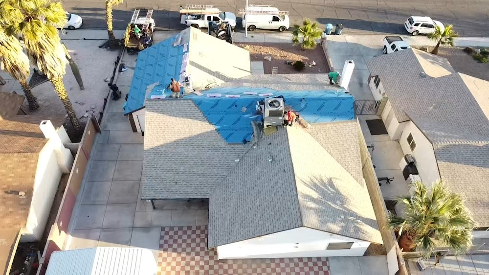 The Roofing Company LLC